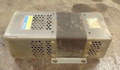 Sola Constant Voltage Transformer Harmonic Neutralized 1000va Cat No. 23-25-210