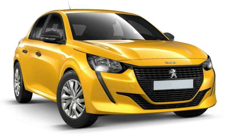 PEUGEOT 208 BlueHDi 100 S&S 5p. Active Pack in pronta consegna
