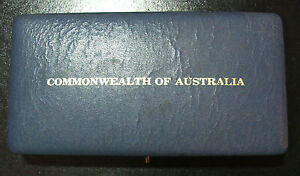 1966 Royal Australian Mint,  Proof set,