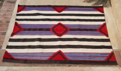 Navajo Third Phase Chiefs Blanket Ca. 1900