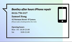 Bentley iPhone repair service