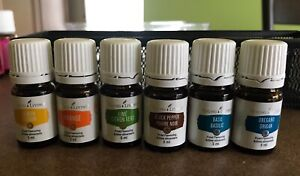 Young Living Essential Dietary Essential Oils