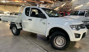2012 MITSUBISHI TRITON **EXTRA CAB 4X4** Launceston Launceston Area Preview