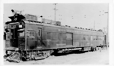 7DD287 RP 1930/1940s? SOUTHERN PACIFIC RAILROAD GAS ELECTRIC DOODLEBUG 2 ALAMEDA