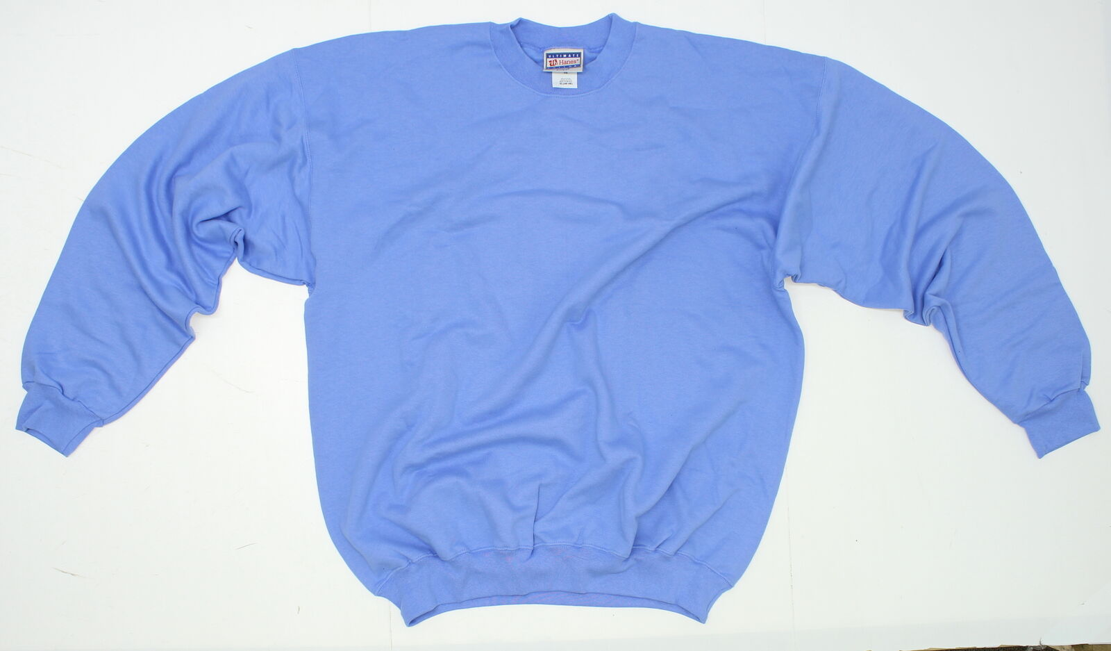 Hanes Ultimate Cotton Crewneck Adult Sweatshirt Size M,L,XL