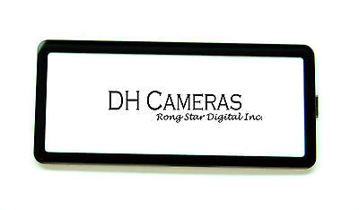 Canon EOS 5D Mark III Replacement Top LCD Display Window + Tape - Free Shipping*