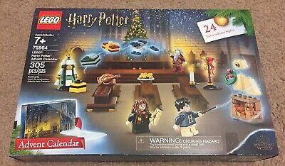 New LEGO Harry Potter Advent Calendar 75964 Building Kit, 2019 (305 Pieces)