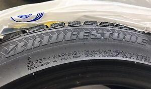 Bridgestone Blizzak winter tires set  245 45 18