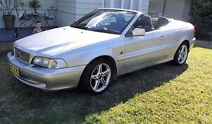 2002 Volvo C70 Convertible Putney Ryde Area Preview