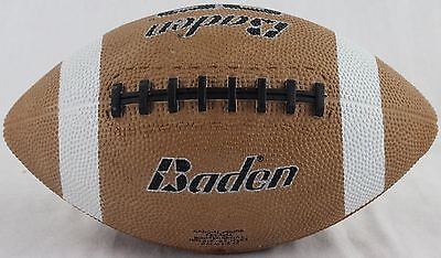 NEW Baden Rubber Football Official Junior Size See Details