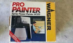 WAGNER PRO PAINTER Spray Power Painter W320 Cardup Serpentine Area Preview