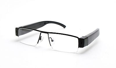 HD Eye Glasses Hidden Spy Camera with Built in DVR mini wireless micro 1920x1080