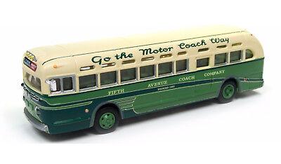 Classic Metal Ho 32311 Gmc Tdh 3610 New York City Transit Bus  5Th Street