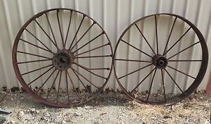 Vintage Wagon Wheels Baldivis Rockingham Area Preview