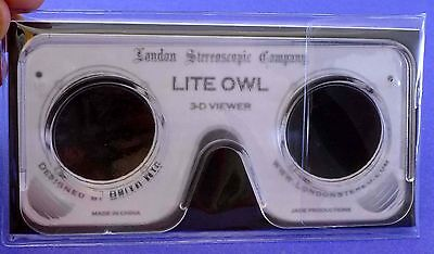 Lite OWL Stereoscope by Brian May - Must see!