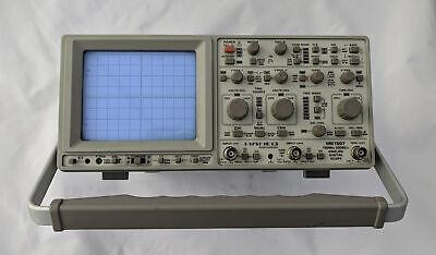 Hameg Hm1507 Dual Beam 150mhz 200mss Analogdigital Oscilloscope