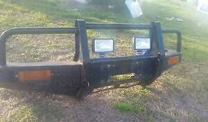 ln106 hilux steel winch bar Elimbah Caboolture Area Preview