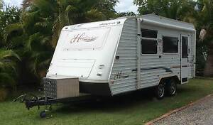 2003 Jayco Heritage 18ft Caravan - Gold Coast Gaven Gold Coast City Preview