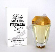 Brand New Paco Rabanne Tester Lady Million Eau My Gold 80ml Eau de Toilette Spr
