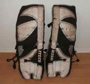 Jambières Gardien De But Itech Prodigy Ice Hockey Goalie Pads