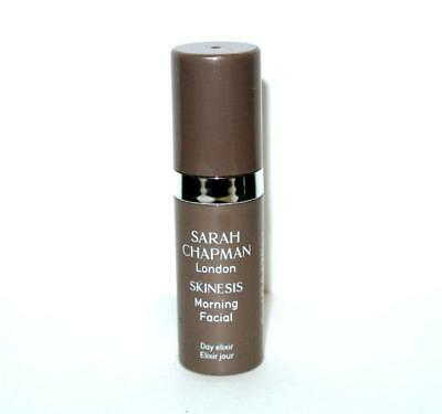 SARAH CHAPMAN Skinesis Morning Facial 0.17 fl.oz. 5 ml. travel size new
