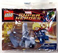 LEGO MARVEL SUPERHEROES SET THOR & THE COSMIC CUBE 30163