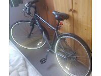 Apollo Highway adult bike with 18 gears