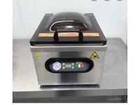 Microwave & vac pack machine