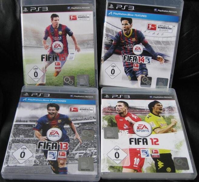 fifa15 bis fifa12 f r ps3 in rheinland pfalz w schheim playstation konsole gebraucht kaufen. Black Bedroom Furniture Sets. Home Design Ideas
