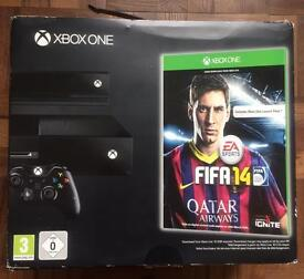 Xbox one - 500gb day one edition with kinect