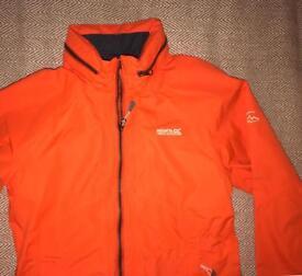 Regatta Waterproof Jacket/Coat Orange