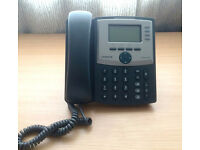 Cisco SPA942 4-line IP VoIP Phone with 2-Port Switch, PoE and LCD Display
