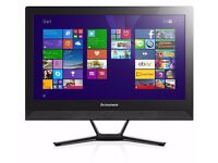 Lenovo C40 21.5 inch All-in-One PC Black