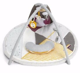 Magic Stargaze Light & Sound Playmat and Baby Gym