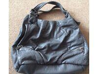 Grey F&F Bag