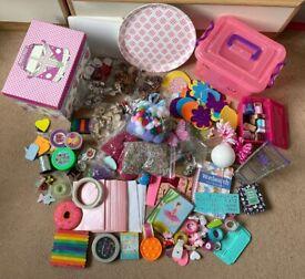 Bundle of Kids / Children's Craft items