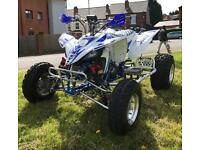 YAMAHA YFZ 450 ROAD LEGAL QUAD, FULLY LOADED, ONE OFF not raptor ltz ltr polaris banshee