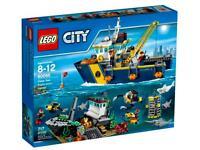 Lego City (60095) Deep Sea Exploration Vessel