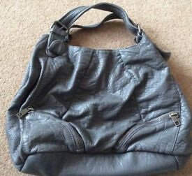 Grey F&F Bag