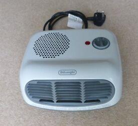 Delonghi 2 kW electric fan heater