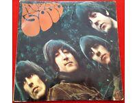 BEATLES - RUBBER SOUL - ORIGINAL MONO LP 1965