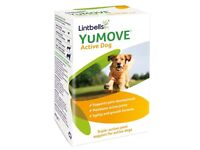 Lintbells YuMOVE Active Dog Joint Supplements (2 x 60 tablets) - RRP £40