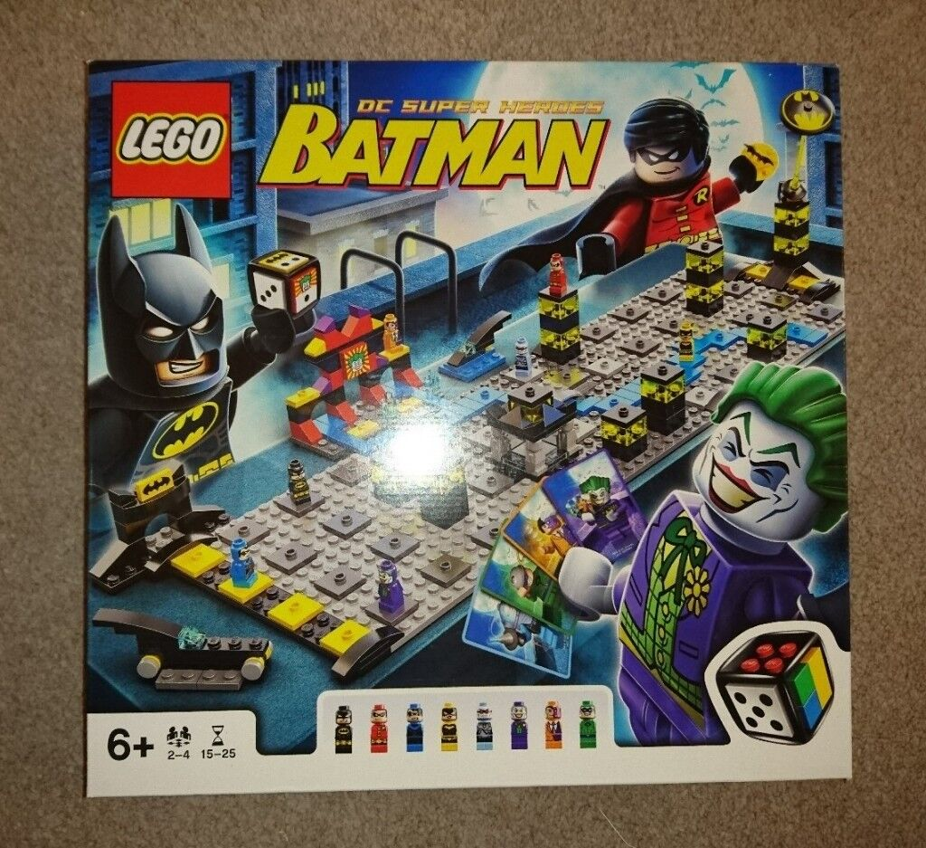 LEGO Spiele 50003 Batman DC Super Heroes Game