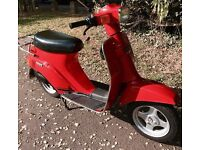 Suzuki cs50 Roadie scooter