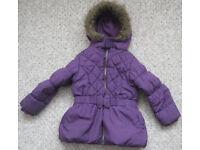Girls Clothes age 2 – 8, 50p - £3.50 per item.