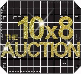 The 10 x 8 Auction at Stills Gallery