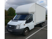 CHEAP VAN HIRE | HIRE THIS VAN WITH A DRIVER FOR £25 PER HOUR