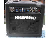 Hartke B15 Bass amp