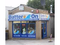 Lease & Contents for Sale, Fish & Chip Shop, Batter On, 41, Milngavie Rd, Bearsden, Glasgow G61 2DW