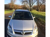 VAUXHALL ZAFIRA LIFE 1.6CC++ 7 SEATER MPV **S/H**EXCELLENT CONDITION